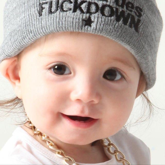 可爱混血婴儿图片