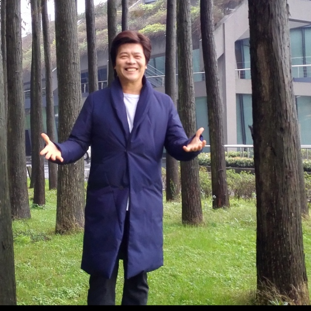 林海峰阳光森林的直播图片