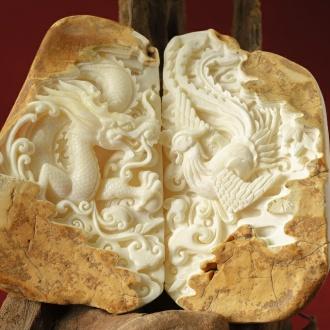 陈焕升--琥珀雕刻艺术