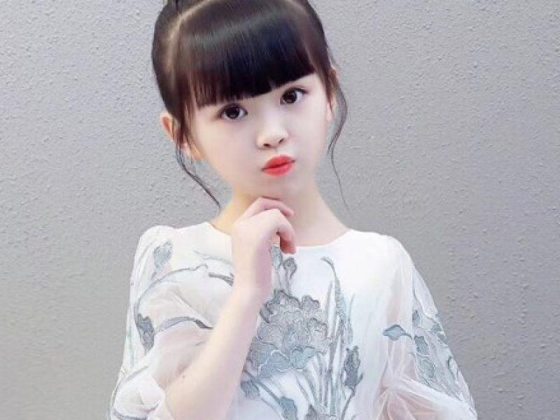 淘宝童装模特小苹果 图片合集