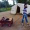 #安徒生故乡#在丹麦欧登塞动物园露营吃早餐 #这才是生活#