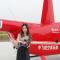 从直升飞机看油菜花海~ #好春光不如播一场#  #寻找真爱粉#