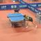 第十三届全运会乒乓球资格赛收官日 看千小华直播最激烈的战况 林高远vs王林堃