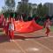 #运动快乐#陕西师范大学大兴新区小学第六届体育艺术节开幕啦!
