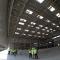 #以劳动的名义# 由中建深装天津分公司外部施工的空客天津A330宽体飞机完成和交付中心厂区探访