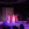 #华小商直播#你没见过的霸气毕业秀,西安大学学生自创自演服装秀。@西安工程大学学生会微博