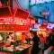 #华商网直播# 走!带你去西安火辣辣的夜市撸串串