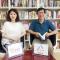 著名作家刘明清共话阅读