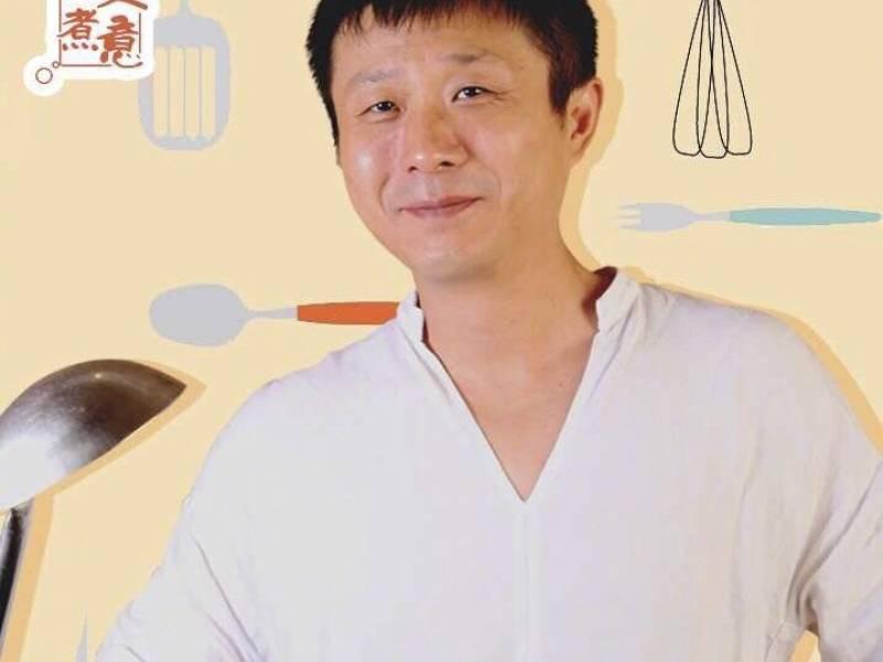 胡元骏正在直播