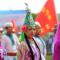 青海省第六届少数民族传统体育运动会#圣洁海南共舞和谐#