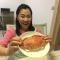 这么大的螃蟹,我先干为敬!