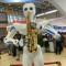 小直带你开眼界  探访机器人的世界他    #绵阳第五届科技博览会#