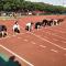 赛场上的汗水——工商第十六届运动会