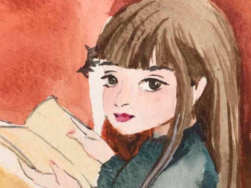苏苏🎨是画家正在直播