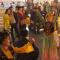 #华小商直播# 看尬舞不如看翘舞,他们在西安国际大牌门口跳起舞