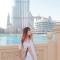 迪拜city walk闲逛,给你们选礼物咯 #直播最大V# #直播最大V# #V影响力峰会#