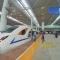 西成高铁今天全线拉通试验  走,到成都吃火锅去 #西成高铁#