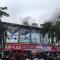 直击海口新华南一家电卖场突发大火 现场浓烟滚滚