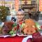 南海网直播:逛儋州品新十大美食 香港深井陈记烧鹅儋州店开业