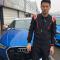 奥迪RS3 雪天天马战群雄! #钢炮赛道嘉年华#
