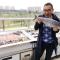 南海网直播香港深井烧鹅餐厅·海鲜广场万宁店开业庆典  和我一起狂吃海鲜大餐