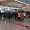 """机场刷脸登机 西安咸阳国际机场建设智慧机场开通""""刷脸""""登机便捷通关~坐灰机回家过年咯!"""