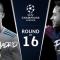 欧冠1/8决赛首回合 皇马VS巴黎