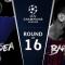 欧冠1/8决赛首回合 切尔西VS巴萨
