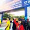 #海南三亚国际马拉松#新年新气象,从一场活力向上的三亚国际马拉松开始吧!