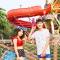 带你们去长隆水上乐园玩水!😊 #尋找真愛粉#  #我要上热门#  #直播旅行#