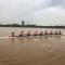 长安塔下赛艇比赛,看我大西安的水上运动