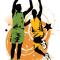 园艺园林vs心理学院篮球总决赛