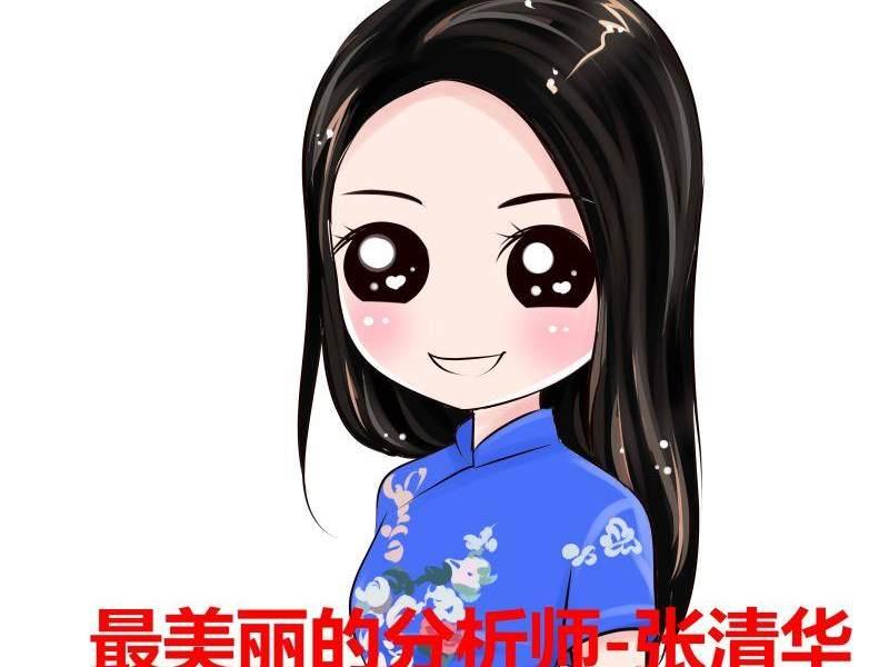 张清华-最美丽的分析师正在直播