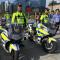 老外警员在西安南门参与巡逻啦,快来围观,中国、意大利警务联合巡逻首次在西安开展