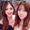 来首尔看热血江湖网游比赛咯,旁边的是台湾妹妹,还有一个泰国小美女 #我要站C位#