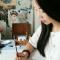 手绘团扇 # 陶然美术课堂 #  # 工笔花鸟 #