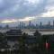 国庆节赣江两岸观景