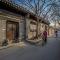 逛北京南城胡同 听老作家肖复兴讲前门胡同的故事