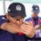 """#第二届世界警察手枪射击比赛# 近距离接触""""神枪手"""""""