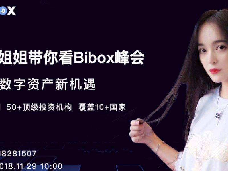兔子小姐_bibox正在直播