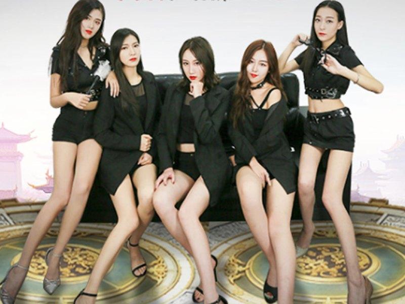 WX火锅少女团正在直播