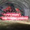 两次下穿八达岭长城!京张高铁全线最长隧道胜利贯通