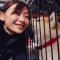 在秋田县的大馆日景温泉偶遇秋田犬 小八。 大家一起来撸狗啊……