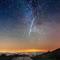 直播   今晚八点,陪我一起去看双子座流星雨好吗?