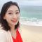 宫古岛最美风景,拍摄结束给大家直播十分钟吧!沙山海滩,马住哦