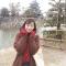 新春直播第一波,我在日本正中间的长野县松本城。#全球大拜年#