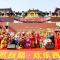 #华小商直播#大唐西市庙会嗨起来,过年就要这样尽兴!