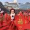 """2019郧阳""""迎新春 闹元宵""""民俗文化展演巡游"""