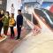 """全国首趟""""时光列车""""西安发车 感受新中国成立70年变化"""