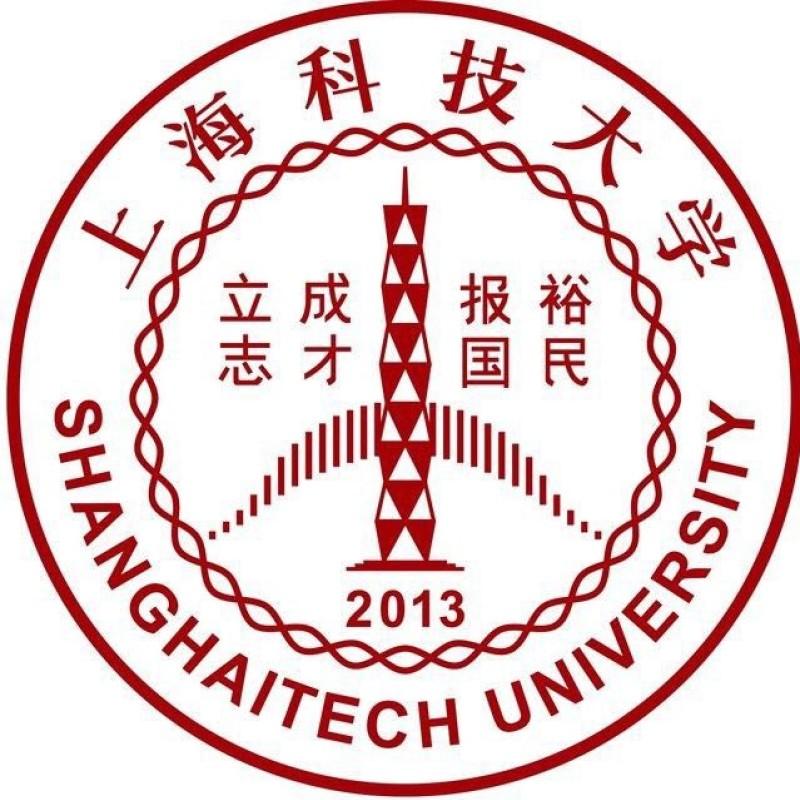 上海科技大学招生主管正在直播